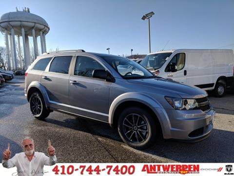 2018 Dodge Journey for sale in Catonsville, MD