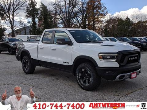 2020 RAM Ram Pickup 1500 for sale in Catonsville, MD