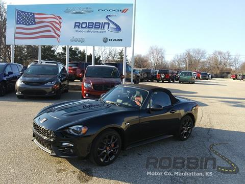 2018 FIAT 124 Spider for sale in Manhattan, KS