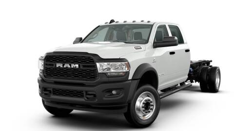 2020 RAM Ram Chassis 5500 for sale at Robbins Motor Company in Manhattan KS