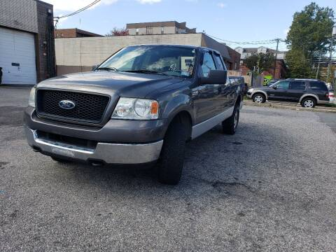 2005 Ford F-150 for sale at Innovative Auto Group in Hasbrouck Heights NJ