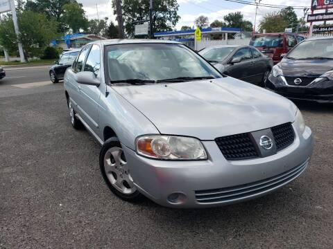 2004 Nissan Sentra for sale at Innovative Auto Group in Hasbrouck Heights NJ