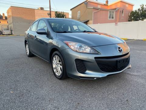 2011 Mazda MAZDA3 for sale at Innovative Auto Group in Hasbrouck Heights NJ