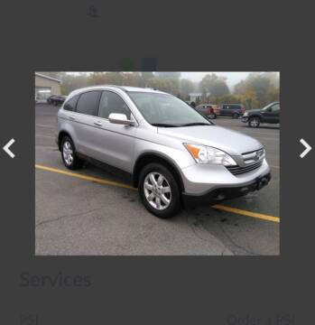 2009 Honda CR-V for sale at Innovative Auto Group in Hasbrouck Heights NJ