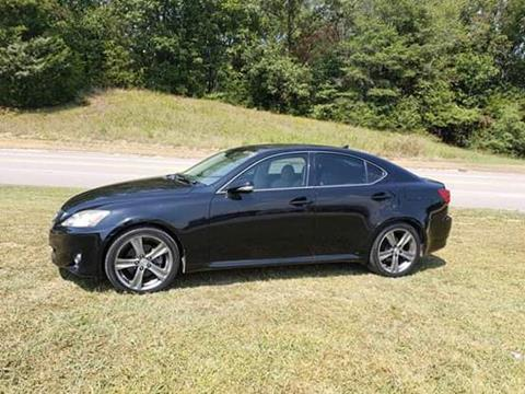 2012 Lexus IS 250 for sale in Lincoln, AL