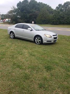 2012 Chevrolet Malibu for sale in Lincoln, AL