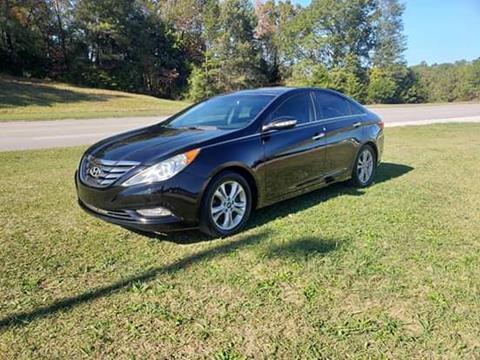 2011 Hyundai Sonata for sale in Lincoln, AL