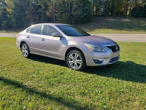 2013 Nissan Altima for sale in Lincoln, AL