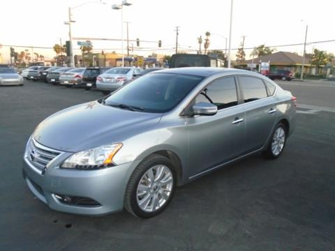 2013 Nissan Sentra for sale in Buena Park, CA