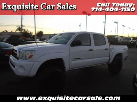 2008 Toyota Tacoma for sale in Buena Park, CA