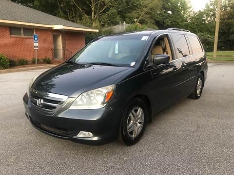 2006 Honda Odyssey for sale in Lawrenceville, GA
