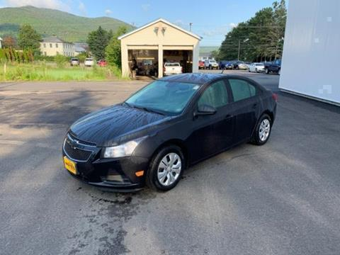 2014 Chevrolet Cruze for sale in Colebrook, NH