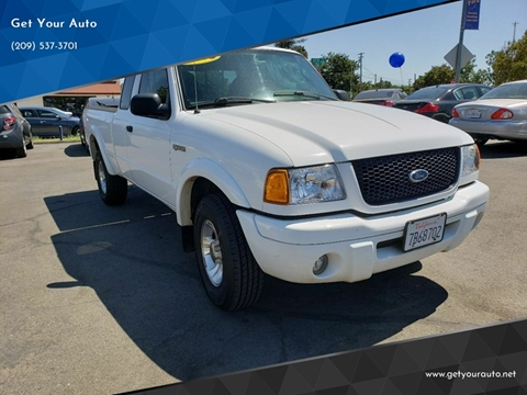 Ranger For Sale >> Ford Ranger For Sale In Ceres Ca Get Your Auto