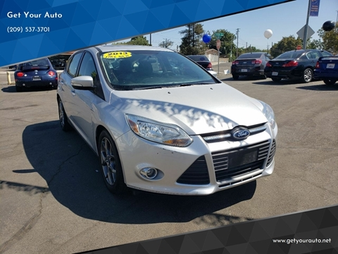 2013 Ford Focus for sale in Ceres, CA