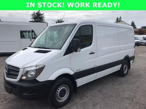2015 Mercedes-Benz Sprinter Cargo for sale in East Providence, RI