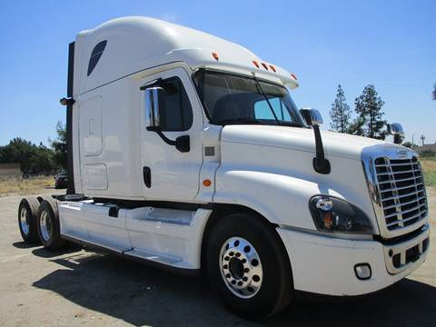 2016 Freightliner Cascadia for sale in Ontario, CA