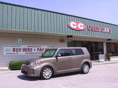 Buy Here Pay Here Knoxville >> 2012 Scion Xb For Sale In Knoxville Tn