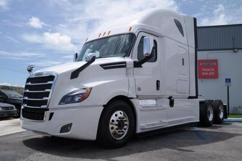 2020 Freightliner Cascadia for sale in Hialeah Gardens, FL
