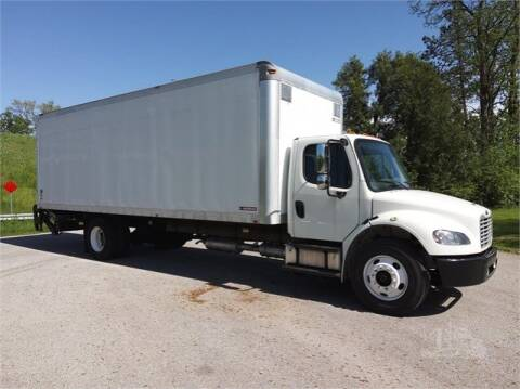 2015 Freightliner M2 106 for sale at LOU BACHRODT TRUCK GROUP in Hialeah Gardens FL