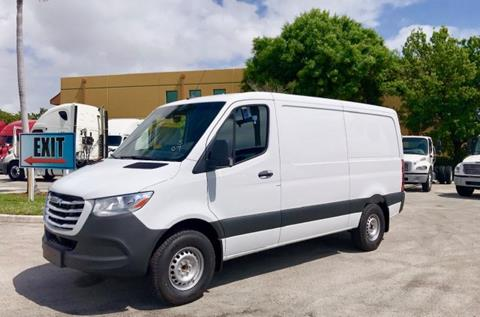 2019 Freightliner Sprinter Cargo for sale in Pompano Beach, FL