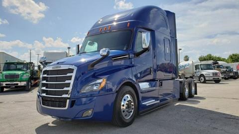 2020 Freightliner Cascadia for sale in Pompano Beach, FL