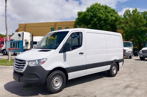 2019 Freightliner Sprinter Cargo for sale in Pompano Beach, FL