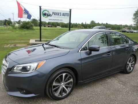 2017 Subaru Legacy for sale in Williston, VT