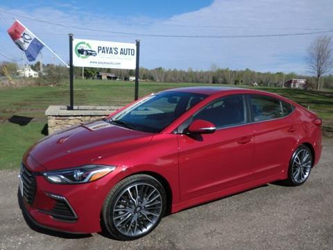 2018 Hyundai Elantra for sale in Williston, VT