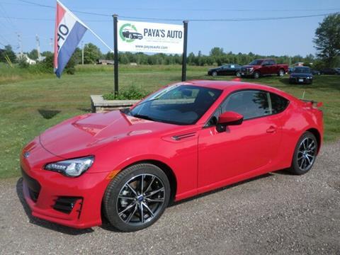 2018 Subaru BRZ for sale in Williston, VT