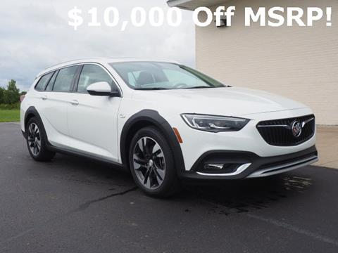 2018 Buick Regal TourX for sale in Milan, IN