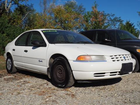 1996 Plymouth Breeze for sale in Milan, IN