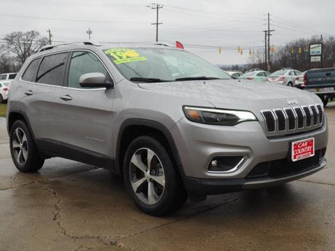 2019 Jeep Cherokee for sale in Milan, IN