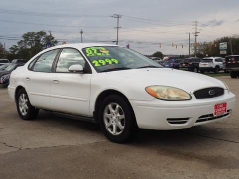 2007 Ford Taurus for sale in Milan, IN
