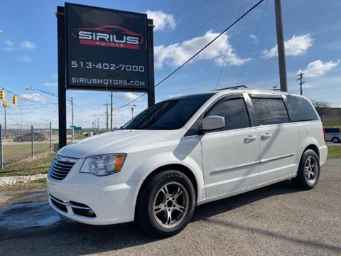 2013 Chrysler Town and Country for sale in Monroe, OH