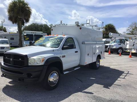 2010 Dodge Ram Chassis 5500 for sale in Cocoa, FL