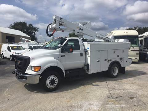 2012 Ford F-650 Super Duty for sale in Cocoa, FL