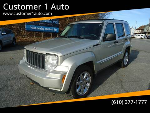 2009 Jeep Liberty for sale in Lehighton, PA
