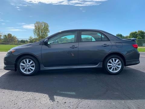 2010 Toyota Corolla for sale in Flint, MI