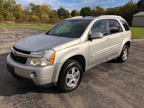 2007 Chevrolet Equinox for sale in Flint, MI