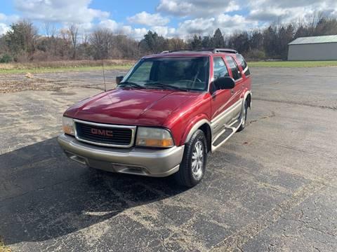 1999 GMC Jimmy for sale in Flint, MI