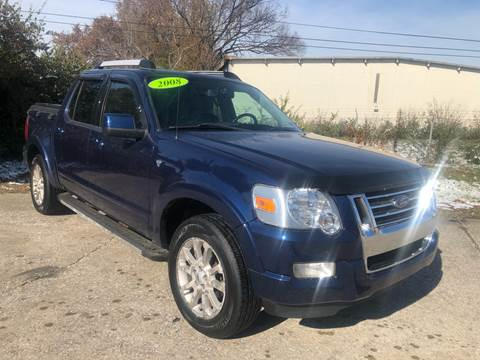2008 Ford Explorer Sport Trac for sale in Lexington, KY