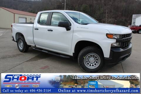 Tim Short Hazard Ky >> New 2020 Chevrolet Silverado 1500 For Sale - Carsforsale.com®