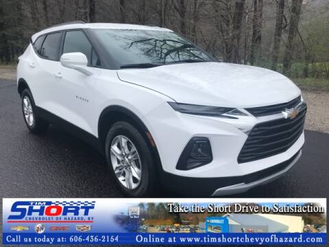 2020 Chevrolet Blazer LT Cloth for sale at Tim Short Chevrolet of Hazard Kentucky in Hazard KY