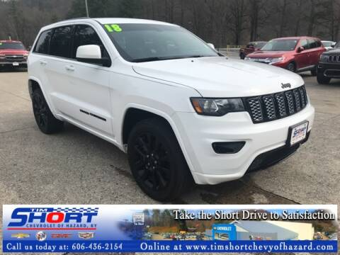 2018 Jeep Grand Cherokee Altitude for sale at Tim Short Chevrolet of Hazard Kentucky in Hazard KY