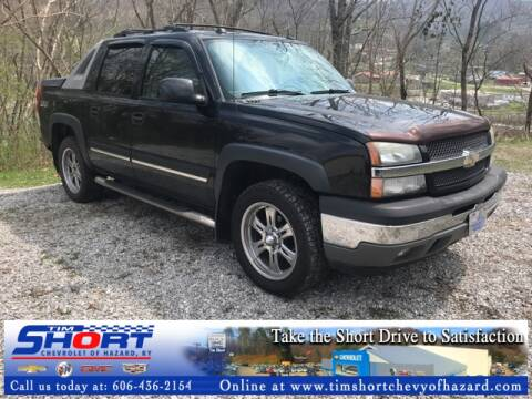 2005 Chevrolet Avalanche for sale at Tim Short Chevrolet of Hazard Kentucky in Hazard KY