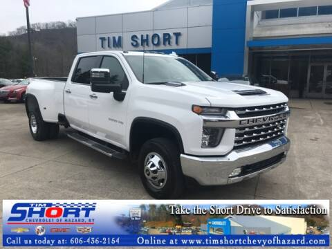 2020 Chevrolet Silverado 3500HD for sale at Tim Short Chevrolet of Hazard Kentucky in Hazard KY