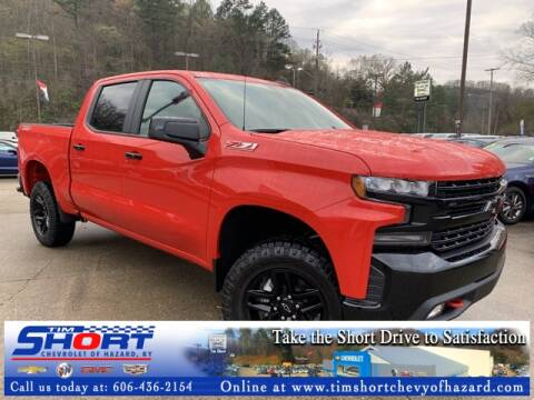 2020 Chevrolet Silverado 1500 for sale at Tim Short Chevrolet of Hazard Kentucky in Hazard KY