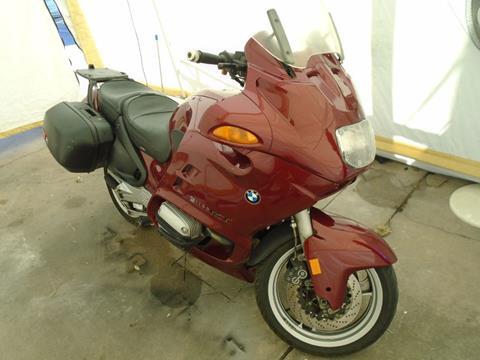1999 BMW R1100RT for sale at Carfast in Houston TX