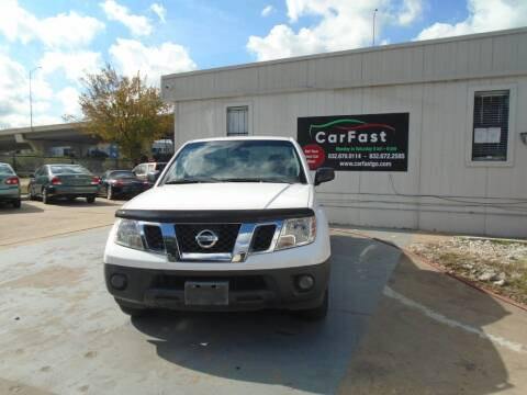 2009 Nissan Frontier SE for sale at Carfast in Houston TX