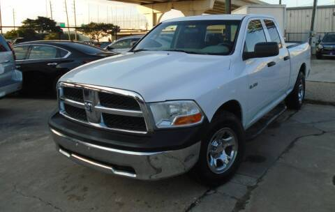 2010 Dodge Ram Pickup 1500 ST for sale at Carfast in Houston TX